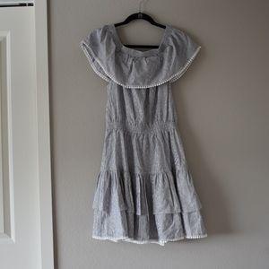 NWT Romeo & Juliet Couture Tiered Midi Dress Mediu